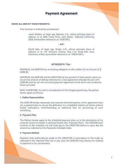 Free Loan Agreement Template Pdf Templates Jotform
